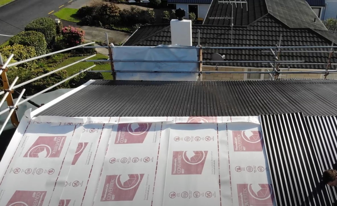 Why Re-Roof Your Home And What To Look For In A New Roof